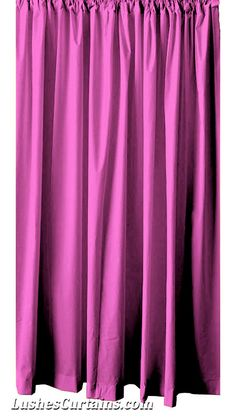 Solid Blackout Double Pinch Pleat Extra Long Curtains 108 - 120 ...
