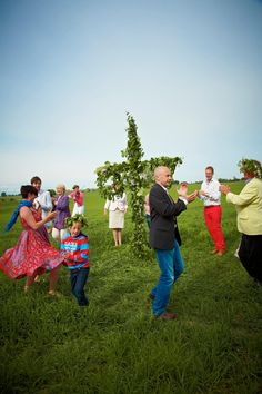 #Midsummer is a tradition in #Sweden : Happy Midsummer everyone today!