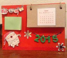 calendario Home Made