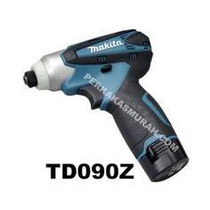 Mesin-bor-baterai-td090z-harga-jual-dealer-makita-perkakas-murah-jakarta Makita, Drill, Hole Punch, Drills, Drill Press