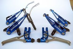 Un utile elenco di mountain bike e componenti tutti V-brake