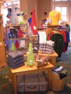 tee tree golf display