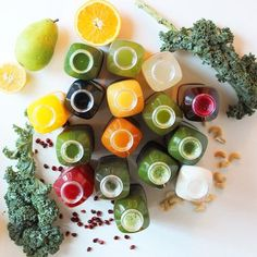Benefits of cold pressed juice and organic juices
