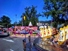 Diversões em repouso  - Festa do Concelho de 2015 - http://ift.tt/1MZR1pw -