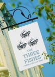 The Three Fishes county pub is situated in the tiny picturesque hamlet of Mitton in the rural haven of the Ribble Valley in Lancashire.  A wonderfully relaxing environment for eating out - with al fresco dining in the summer and crackling logs fires in the winter.
