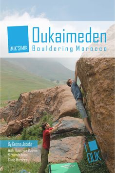Oukaimeden Bouldering just got a major update, bringing the total problem count from 205 to 329. If you own it, tap your cloud to update. #oukaimeden #bouldering #rakkup #climbingapp
