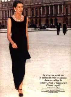 Caroline of Monaco (February 2006 - November - Page 10 - the Fashion Spot Monaco Royal Family, Vogue, Charlotte Casiraghi, Grace Kelly, Her Style, Style Icons, Street Style, Stylish, Womens Fashion