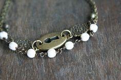 Pangea Handmade - Forgotten Passages Bracelet