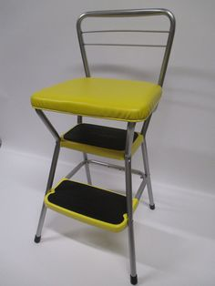 Best Of Vintage Kitchen Chair Step Stool