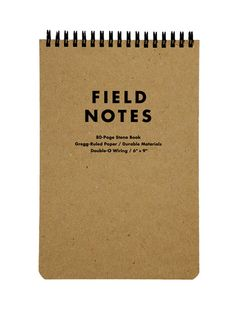 Field Notes Steno Pad