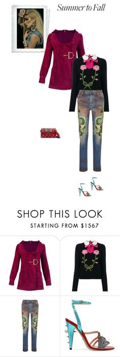 """""""Unbenannt #8380"""" by pretty-girl-in-fashion ❤ liked on Polyvore featuring Gucci"""