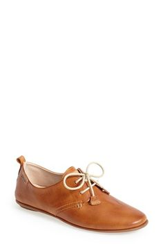 PIKOLINOS+'Calabria'+Derby+Flat+available+at+#Nordstrom
