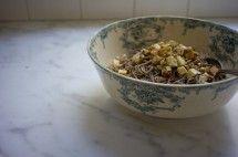 Ginger Soba Noodles ~ Meatless Main Dishes
