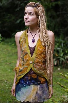 Dreadlocks.
