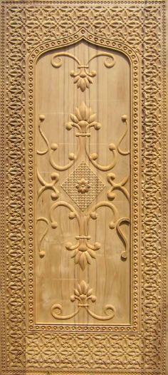 67 Ideas for teak wood main door design with carving Wooden Front Door Design, Double Door Design, Wood Door Frame, Wooden Doors, Door Frames, Door Design Images, Bedroom Door Design, Wood Carving Designs, Teak Wood