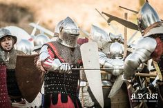 A.D. 1387 Battaglia a Terra del Sole Edizione 2014 #terradelsole #battaglia #reenactor