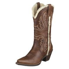 cea0e168d477 Ariat Heritage Alpine Cowgirl Boots - In the Tent Sale for only  59.99  Fuzzy Boots