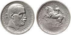 NumisBids: Nomisma Spa Auction 51, Lot 2496 : Vittorio Emanuele III (1900-1946) 2 Lire 1928 Fiera di Milano Prova...