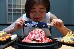 japankuruBest of the Best taste and appearance♡ Fujiyama Kobe beef sukiyaki @ Roppongi shabu-shabu, Sushi Hassan  #hassan #japan #japankuru #cooljapan #tokyo #100tokyo #roppongi #sushi #sukiyaki #shabushabu #kobebeef #fujiyama #mtfuji