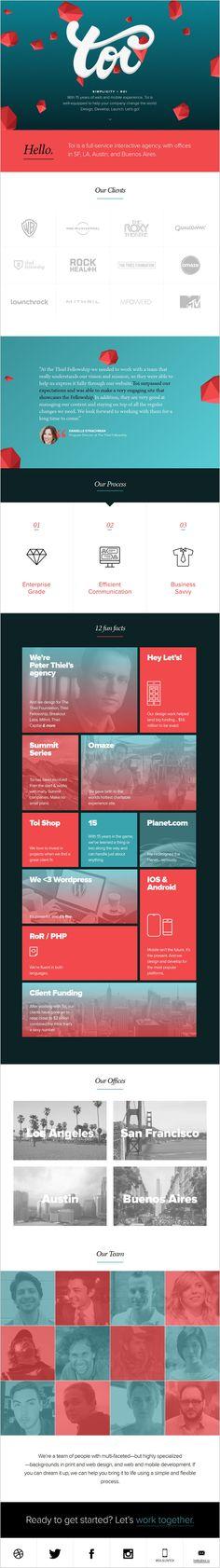 Daily Web Design And Development Inspirations No.513