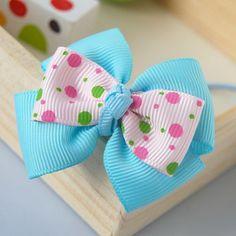 Handmade Hair Bows | Handmade bow ideas