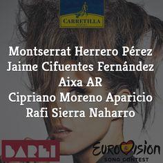Ganadores promo Eurovisión