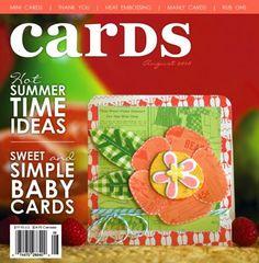 CARDS Magazine Aug 2010 | Northridge Publishing