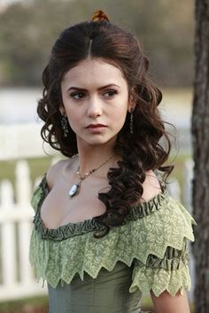 I don't even know who Katherine Pierce is. But I like the hair.