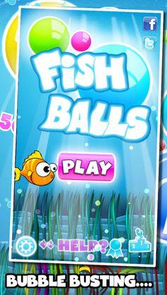 Fish Balls Games Strategy iPhone App ***** $0.99 -> FREE...: Fish Balls Games Strategy iPhone App ***** $0.99 ->… #iphone #Games #Strategy