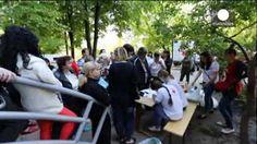 Se grava la crisis humanitaria en el este de Ucrania