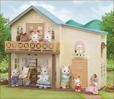 そよかぜ丘のお家|Sylvanian Families