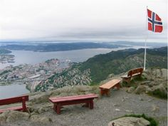 Mt. Ulriken, Bergen, Norway 2014      Mount_Ulriken.JPG 640×480 pixels