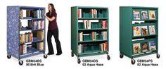 $1380.00 Mobile bookcases!!