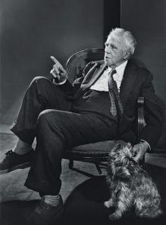 Robert Frost, By Yousuf Karsh - 121Clicks.com