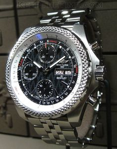 Baselworld: Breitling Bentley
