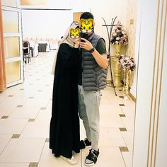 Muslim Couple Photography, Girly M, Love In Islam, Cute Couple Videos, Muslim Couples, Girls Dpz, Best Couple, Hijab Fashion, Couple Goals