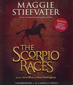 The Scorpio Races by Maggie Stiefvater...I prefer her series but this is also a good book.