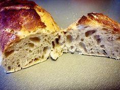KVÁSKOVÁ BAGETA :: Chuť od Naty- jedlo, ktoré chutí