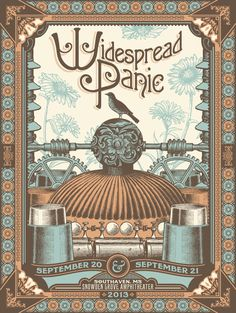 Image of Widespread Panic - Southaven, MS
