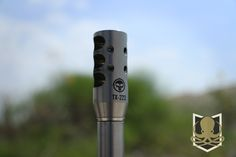 Awesome muzzle brake for the price!