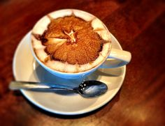 Anyone for a cuppa cappuccino