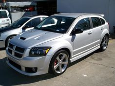 Dodge Caliber SRT4 - My future car...the color and everything...can ...