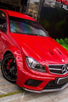 Mercedes Benz C63 AMG Black Series...no words to explain my feelings... Just pure love