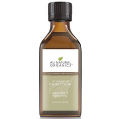 Au Natural Organics Desert Date Oil 3.4 Oz 100 Ml *** Check out the image by visiting the link. (Note:Amazon affiliate link)