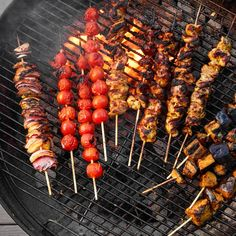Instantly improve your kebab game: 5 Keys to Making the Best Grilled Skewers of Summer.