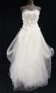 Sample Vera Wang Wedding Dress Felicity, Size 8