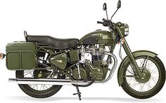 Royal Enfield, Vintage look yet this is a brand new bike.