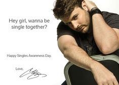 Share a Chris Young Valentine's Day E-Card at http://zip2.it/ChrisYoung