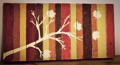 pallet projects | 20 Cool DIY Pallet Art Projects | Shelterness