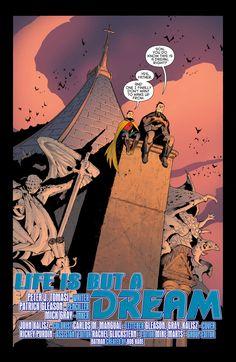 Batman and Robin #17 (2013) Peter Tomasi, Patrick Gleason, Mick Gray